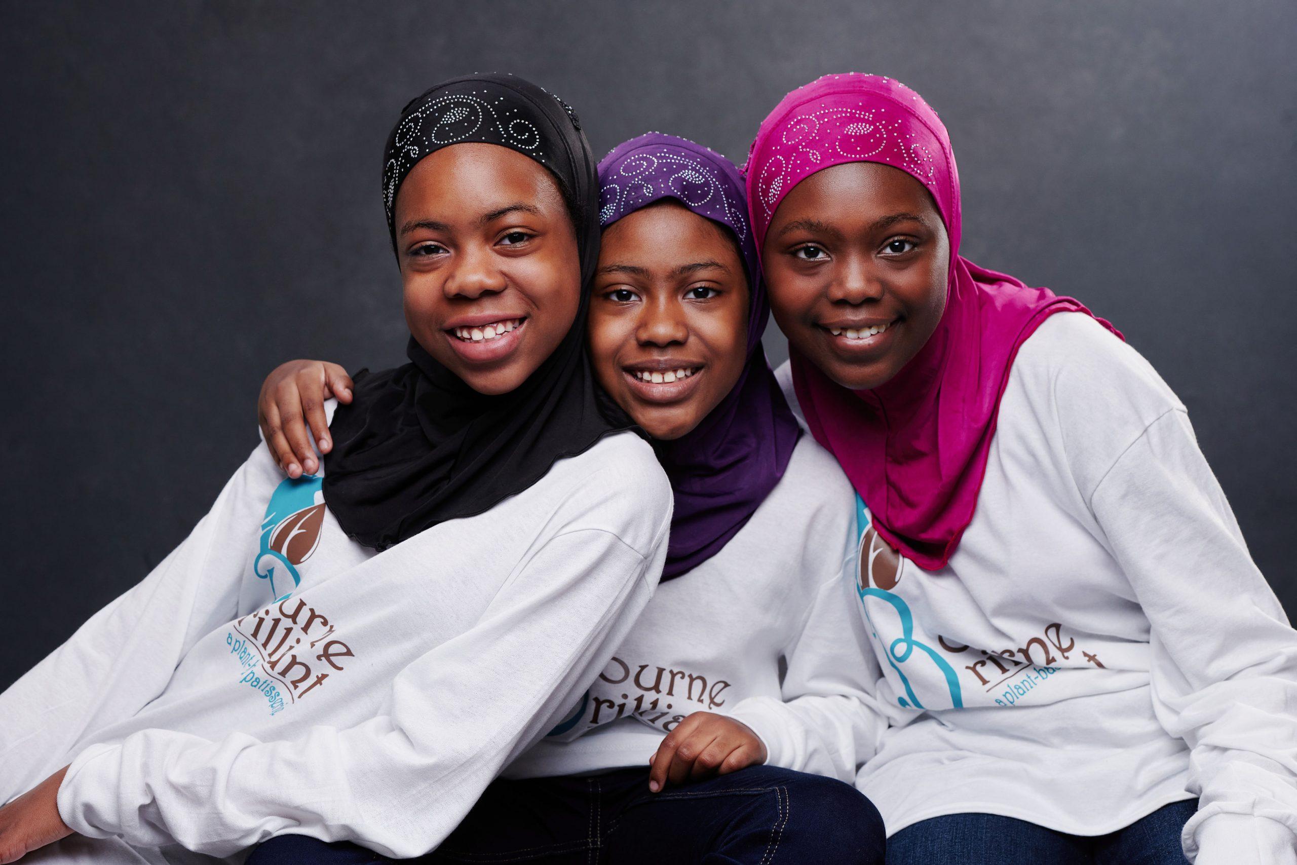 Lyrica, Zaira & Nadira